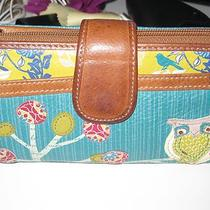 Fossilowl Wallet-Ladies Genuine Leather Very Nice Photo