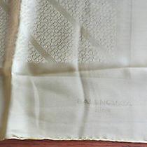 Foulard Retro Balenciaga / Balenciaga Vintage Scarf Photo