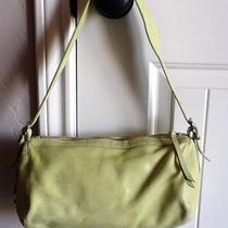 Francesco Biasia Handbag Lime Green  Photo