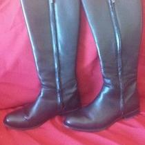 Franco Cuadra Woman's Genuine Lamb Leather Boots 249.99 Photo