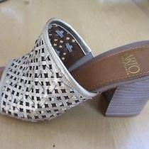 Franco Sarto Mule Sandals Size 6 Photo
