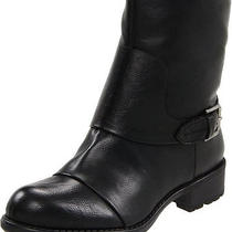 Franco Sarto Women's L-Pendant Boot Black Size 6.5 M Photo
