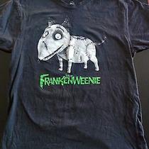 Frankenweenie Disney Tim Burton Graphic T Shirt Photo