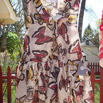 Free Anthropologie Element  Butterfly People Tunic/dress Nzd 99.99 Kindrid Dres Photo
