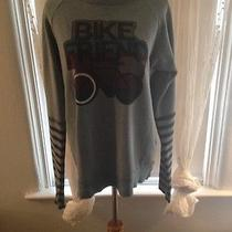 Free City Bike Friend Sweatshirt Medium Ron Herman Cotton Photo