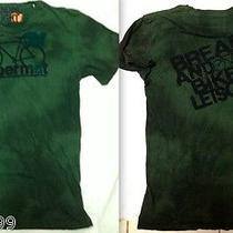 Free City Hunter Green Limited Ed. T-Shirt Hollywood Bread & Bikes Xl Rare New Photo