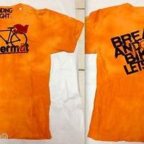 Free City Limited Ed. T-Shirt Hollywood Orange Bread & Bikes Large Nwt New Rare Photo