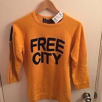 Free City Orange Sweatshirt Photo