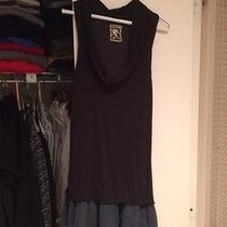 Free People Cowl Neck Dress-Size M Photo