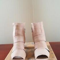 Free People Effie Block Heel Sandal Size 9 M Photo