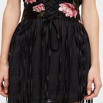Free People Endless Roae Maxi Corset Belt Nwot  Photo