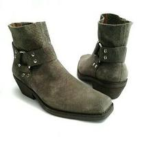Free People Fair Fax Western Boot Bootie Harness by Jeffrey Campbell Size 5.5 Photo
