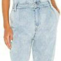 Free People Fast Cars Jumpsuit  Blue  Small Photo