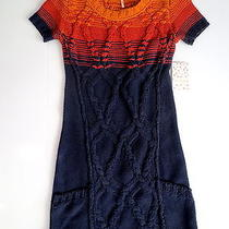 Free People From Me to You Sunset Sweater Dress - Xs - Nwt Photo