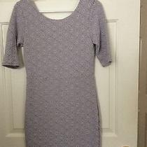 Free People Knit Dress Sz M Nice Photo