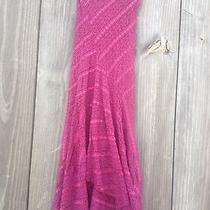 Free People - Lace Slip Tube Dress - Wine Photo
