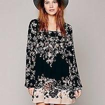 Free People Modern Chinoise Floral Dress Photo
