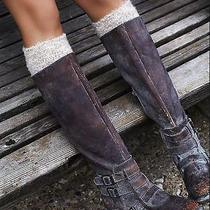 Free People Sold Out River Bend Tall Boots 9 Photo
