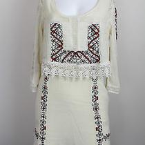 Free People 'Twice as Nice' Ivory Dress Sz Xs Photo