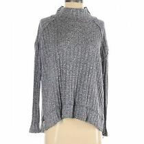 Free People Women Gray Pullover Sweater Xs Photo