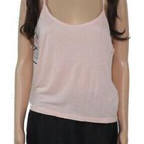 Free People Women's Top Blush Pink Size Small S Carly Tank Cami 38 209 Photo