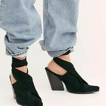 Free People X Jeffrey Campbell Ivy Wrap Ankle Boots-8 8.5-190 Msrp Photo