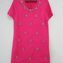 Free Shipping 100% Polyester Diamond Natural Holy T42 Dress Sz Us 2 4 6 8 Photo