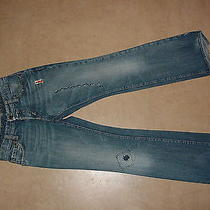Free Shipping Dsquared Big Chief Vintage Jeans 48 W30 L32 Staff Italy 30 32 D2 Photo