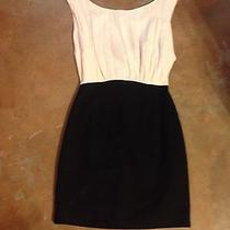 French Connection Black White Dress 4 Photo