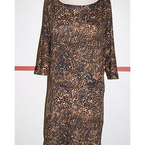 French Connection Cheetah Print Tunic Dress Size Xs Super Fun Photo