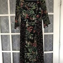French Connection Modest Dress  Sz6 Us Nwot Photo