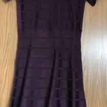 French Connection Purple Dress Size 12 Photo