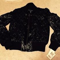 French Connection Quilted Bomber Jacket Photo