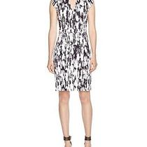 French Connection Record Ripple Dress 2016 Collection Size 10 Retail 158 Bnwt Photo