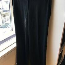 French Connection Size 12 Black Tailored Trousers (A5) Photo