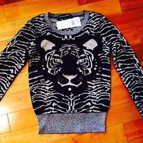 French Connection Snow Tiger Knit Photo