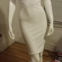 French Connection White Dress Sz 4 Photo