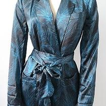 French Connection Women Nocturnal Night Jacket Blazer Shirt Nwt Size 4 Photo