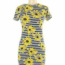French Connection Women Yellow Casual Dress 6 Photo