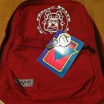 Fresno State Jansport Backpack Retro Photo