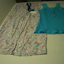 Freya Pajama Lounge Pants & New Northcrest Cami Nwt Size S - Cami & Pants Set Photo