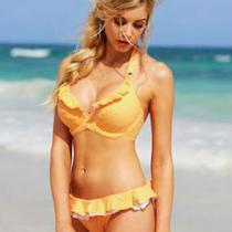 Freya Sunset Bikini Set - Size 14e 36e Rrp 130 Photo