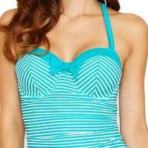 Freya Tankini   Size 30dd  Colour  Aqua   Bnwt Photo