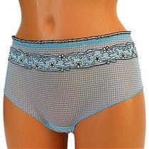 Freya Womens Lace Brief Short Bikini Panties Hipster Size 4 Xs Extra Small Photo