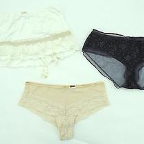 Freya Womens Lot of 3 Pair of Panties Assorted Styles Size Large Photo