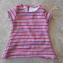 From Aqua Baby Girl Tunic/top Size 3t Photo