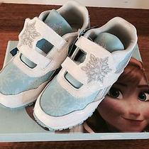 Frozen Tennis Shoe (Reebok)  Photo