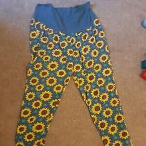 Frugi Bloom Maternity Trousers Organic Cotton Size 18 Photo