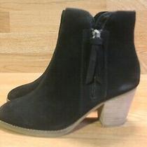 Frye Allister Zip Women's Ankle Booties Sz 6.5 (C-78) Photo