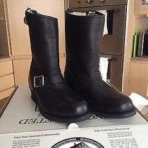 Frye Black Winter Boots Photo